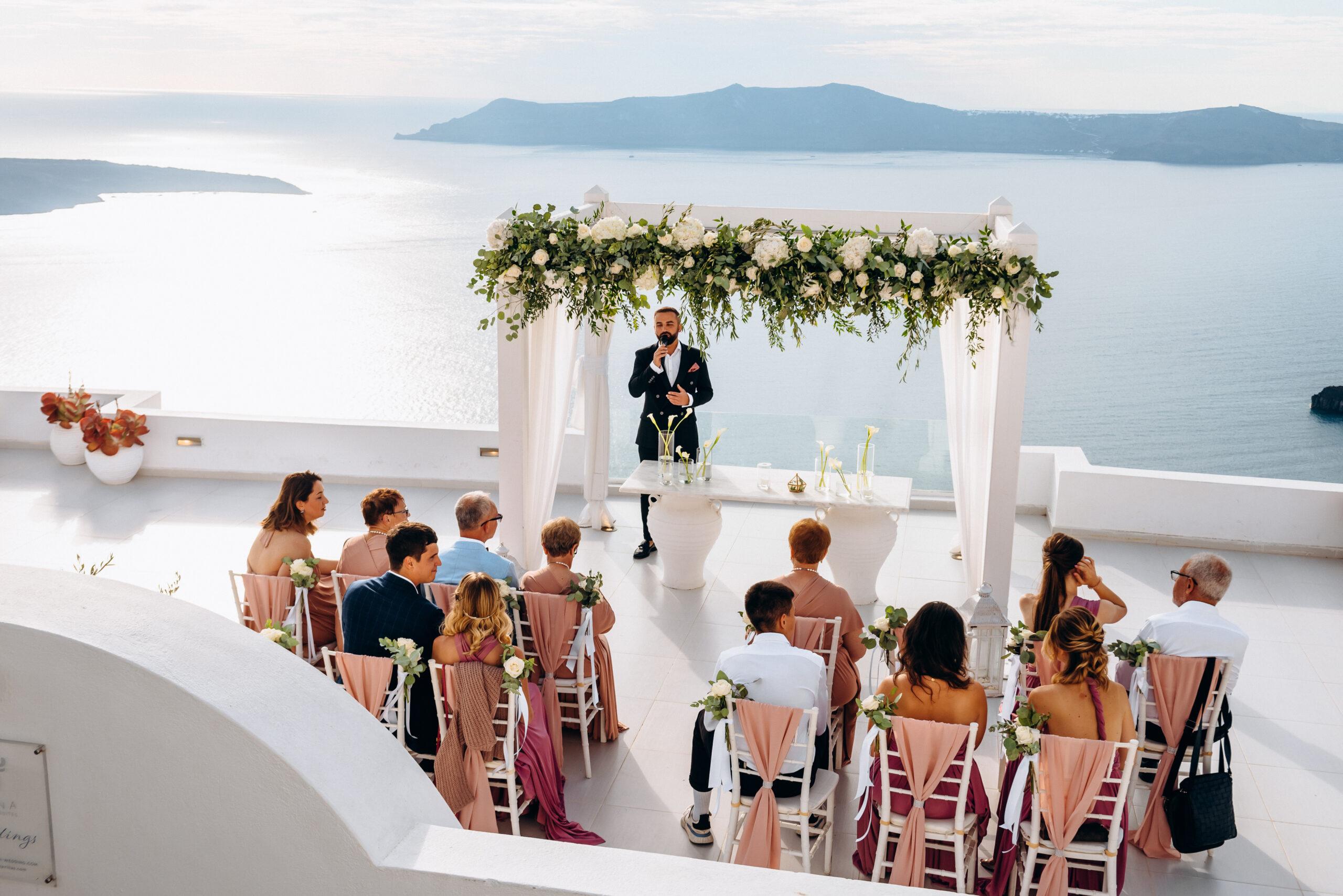 Кристина и Павел: свадьба на санторини, свадебное агентство Julia Veselova - Фото 3