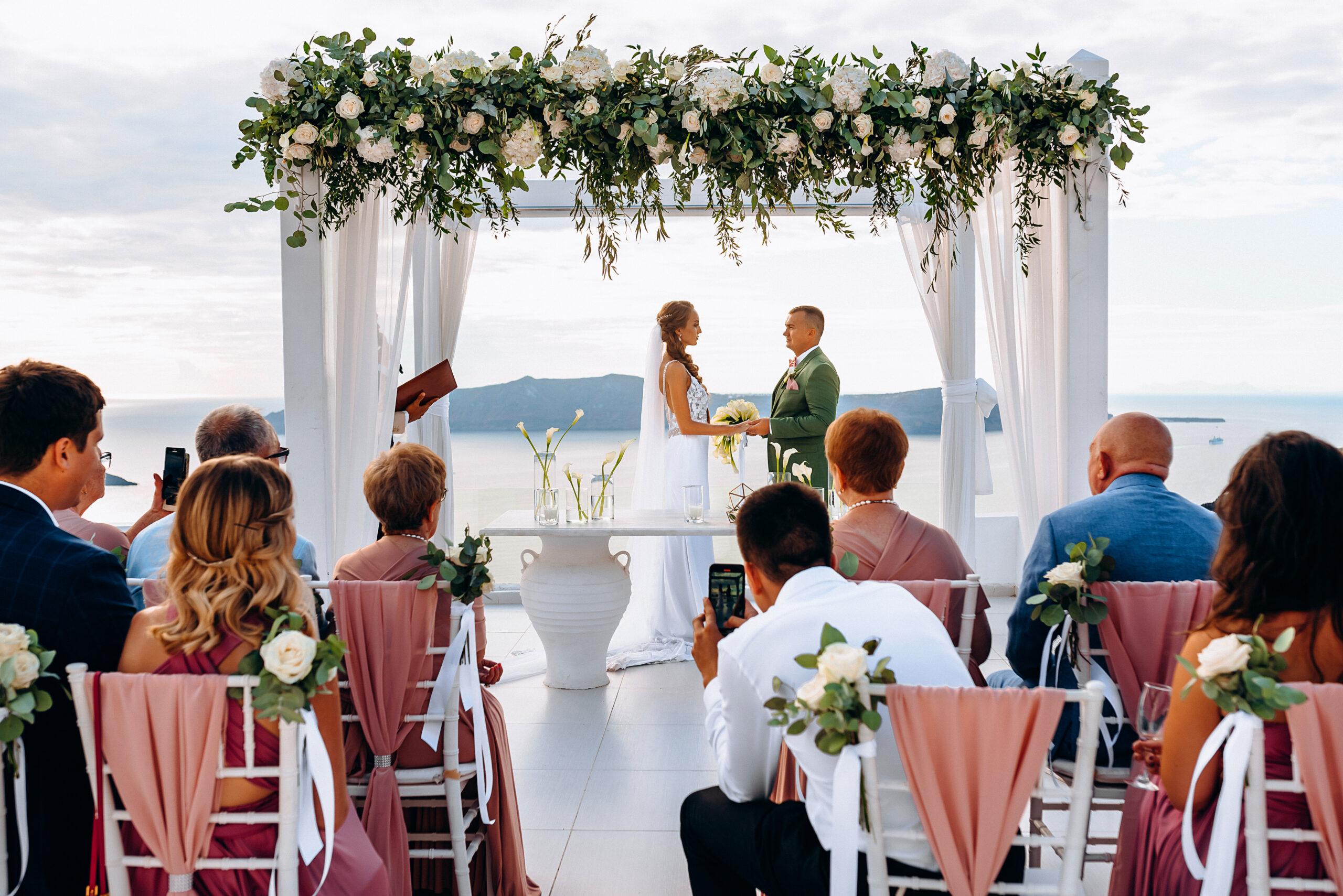 Кристина и Павел: свадьба на санторини, свадебное агентство Julia Veselova - Фото 4
