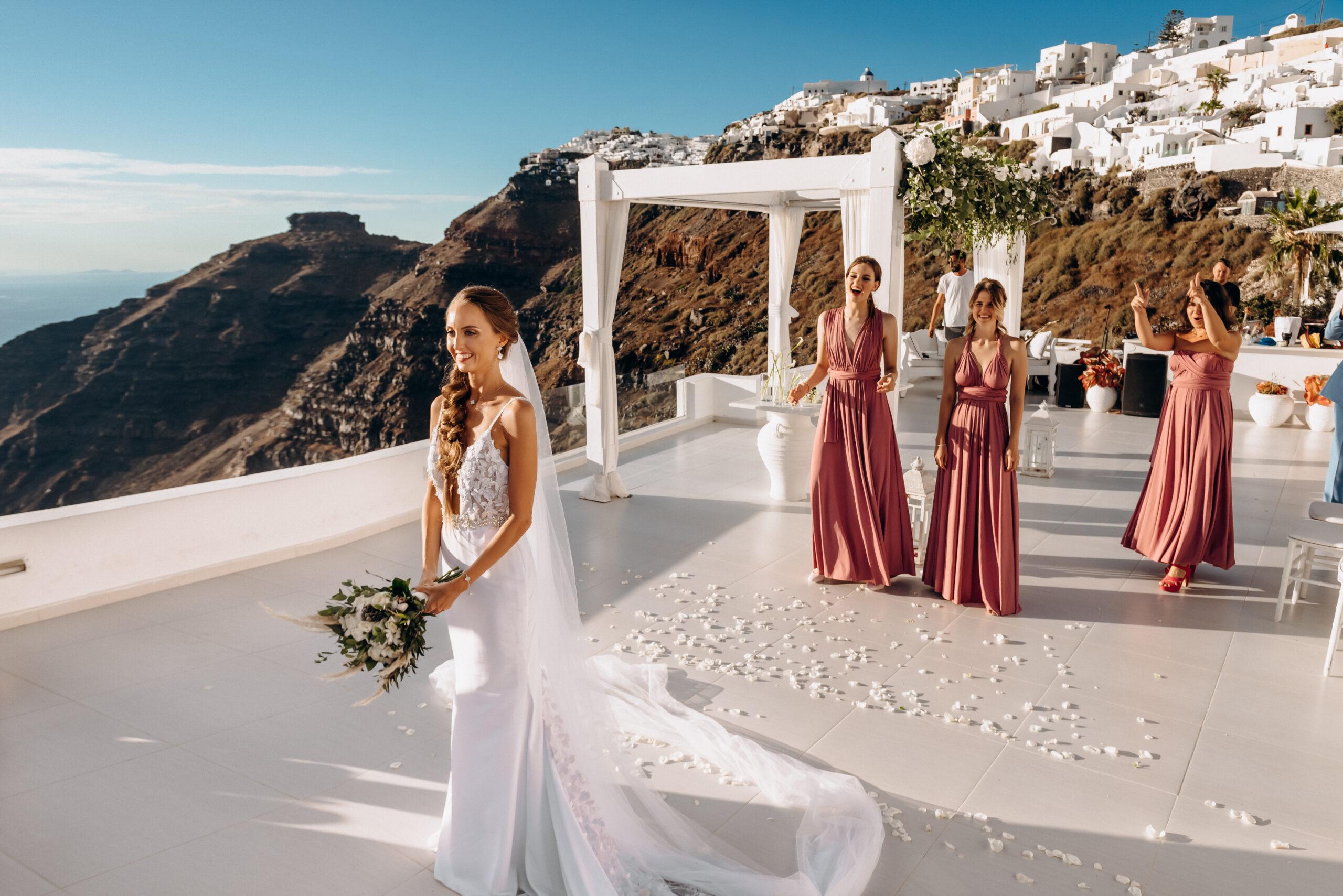 Кристина и Павел: свадьба на санторини, свадебное агентство Julia Veselova - Фото 6