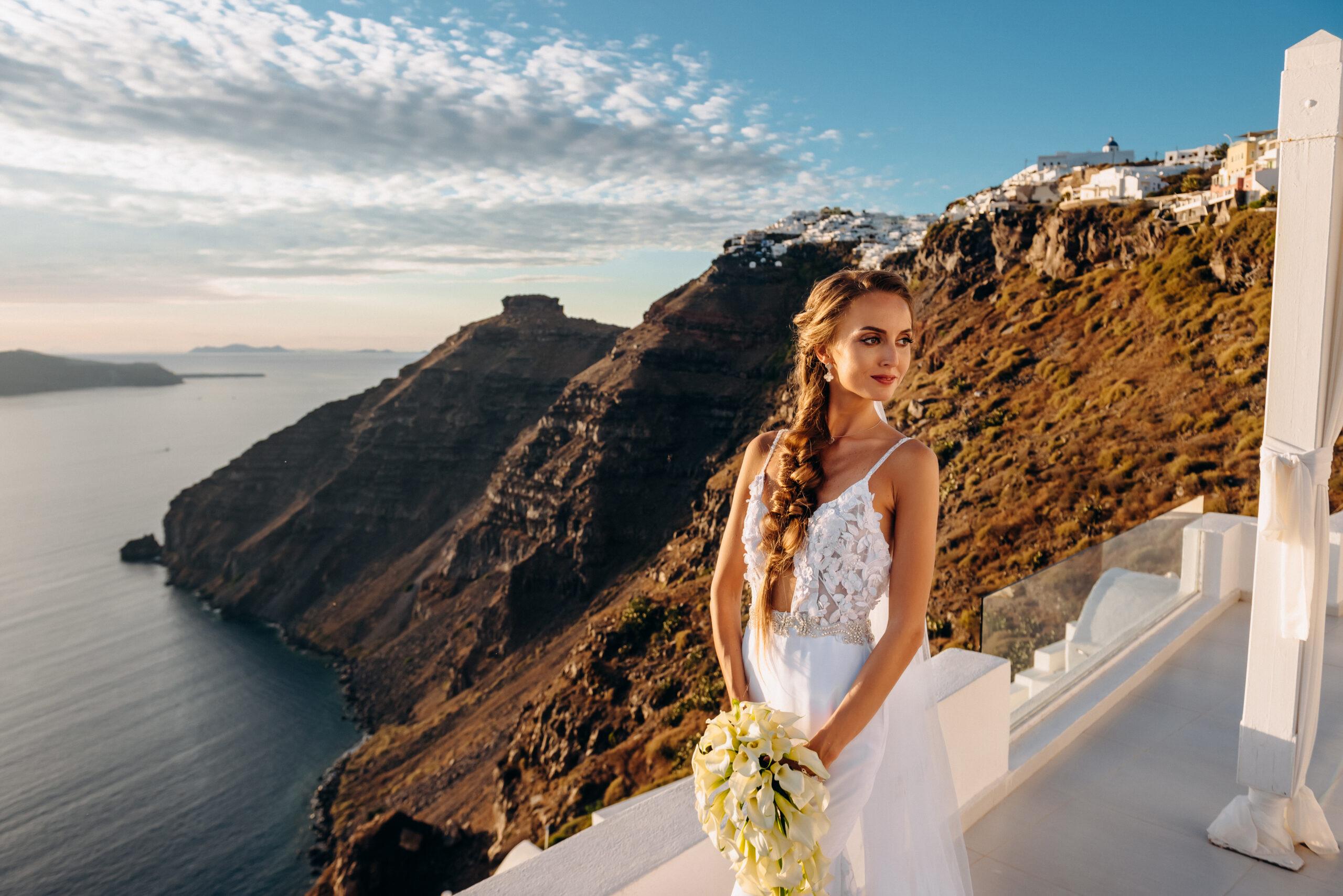 Кристина и Павел: свадьба на санторини, свадебное агентство Julia Veselova - Фото 7