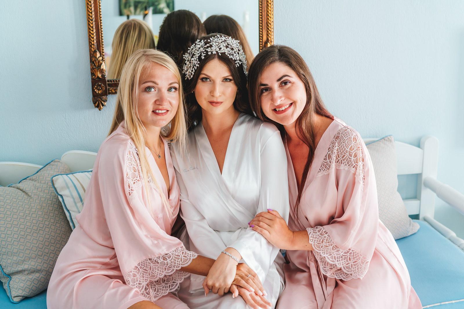 Анастасия и Сурен: свадьба на санторини, свадебное агентство Julia Veselova - Фото 7