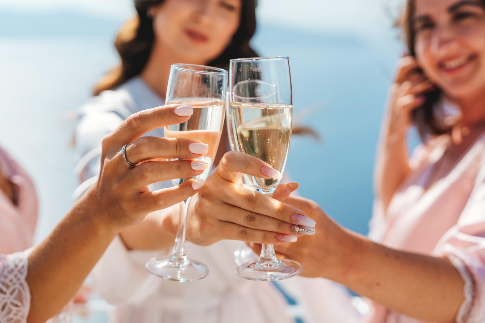 Анастасия и Сурен: свадьба на санторини, свадебное агентство Julia Veselova - Фото 8
