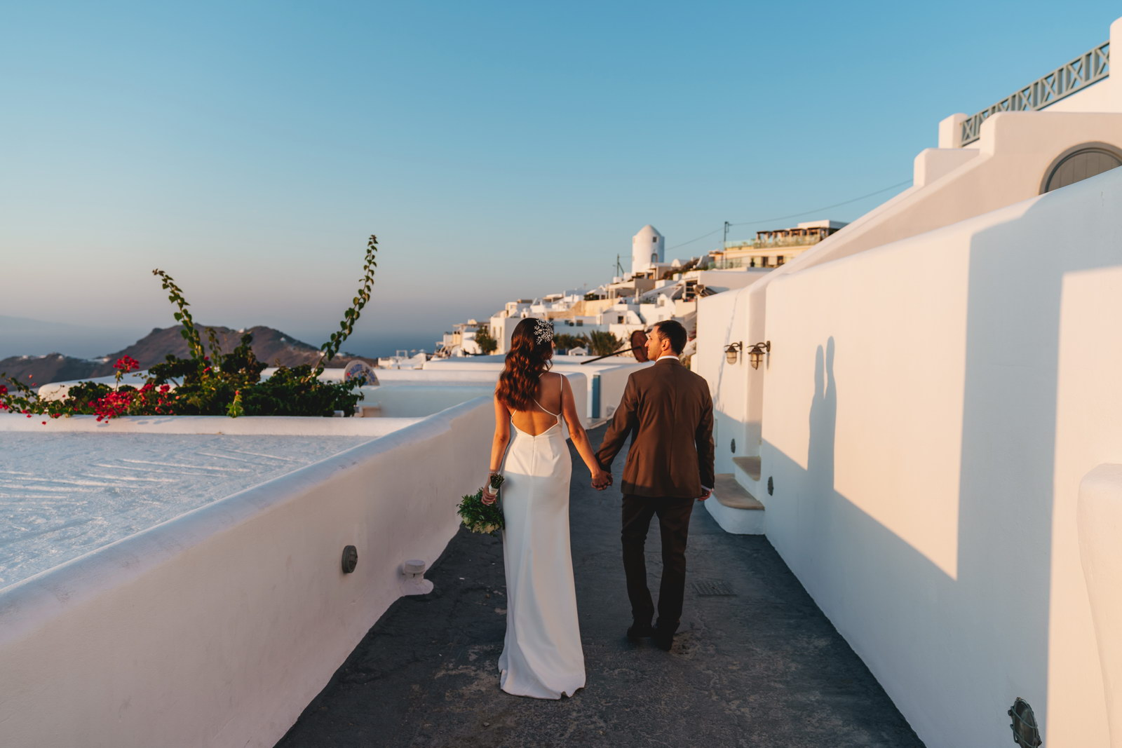 Анастасия и Сурен: свадьба на санторини, свадебное агентство Julia Veselova - Фото 38