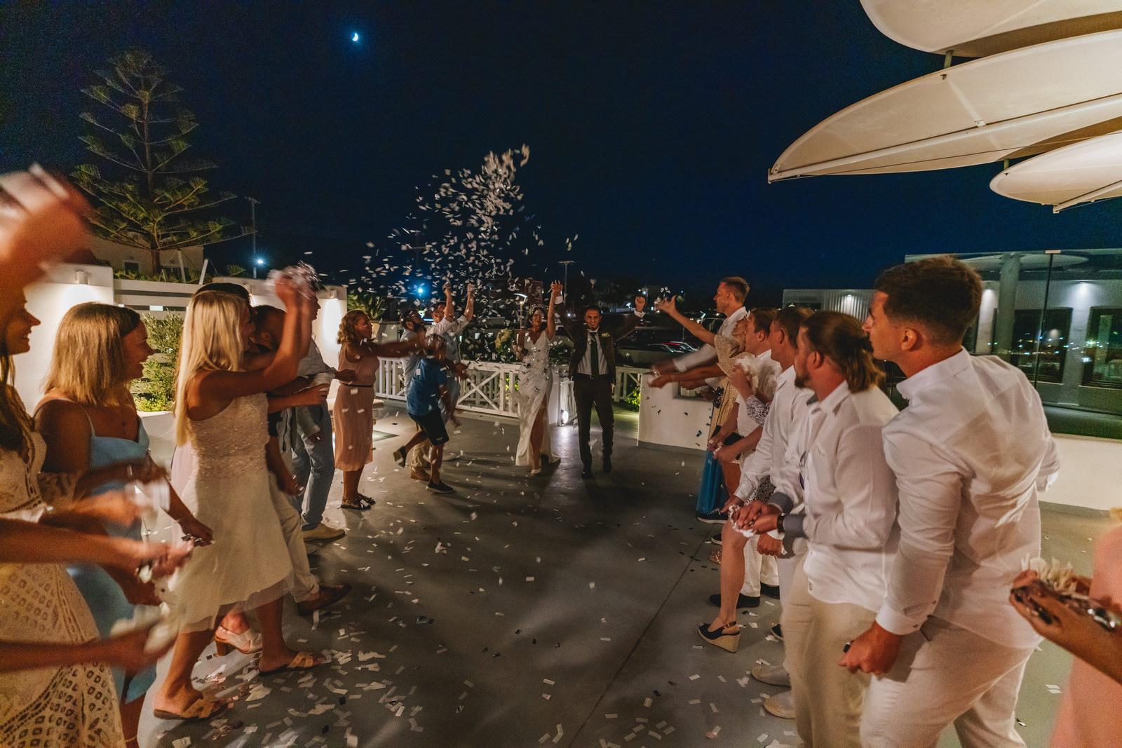 Анастасия и Сурен: свадьба на санторини, свадебное агентство Julia Veselova - Фото 44