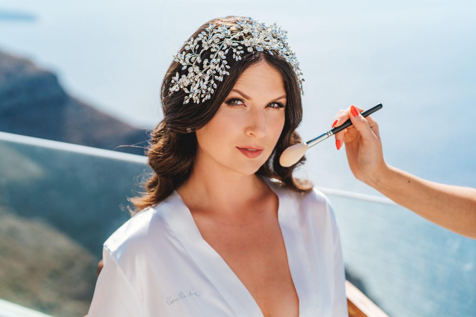 Анастасия и Сурен: свадьба на санторини, свадебное агентство Julia Veselova - Фото 2