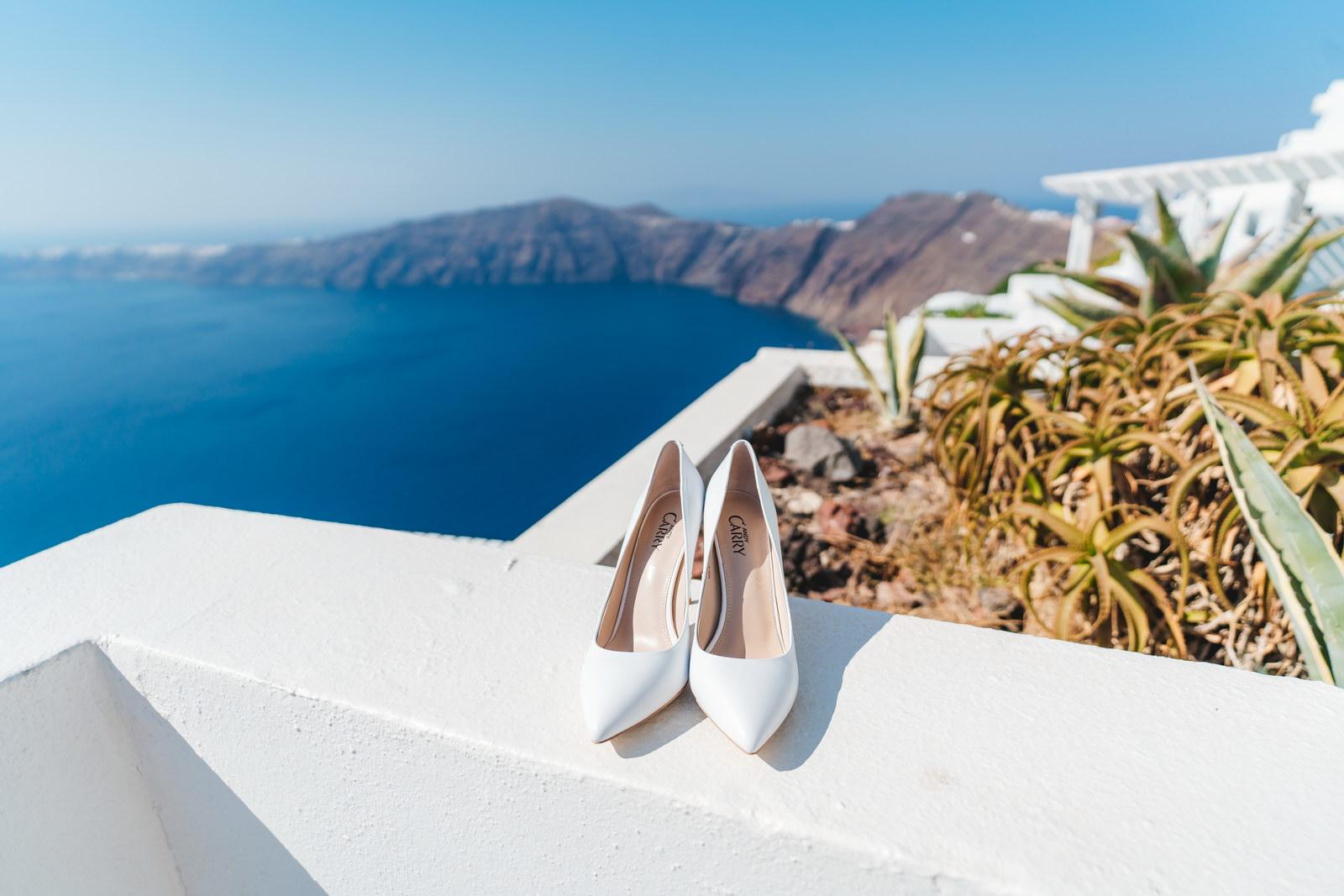 Анастасия и Сурен: свадьба на санторини, свадебное агентство Julia Veselova - Фото 3