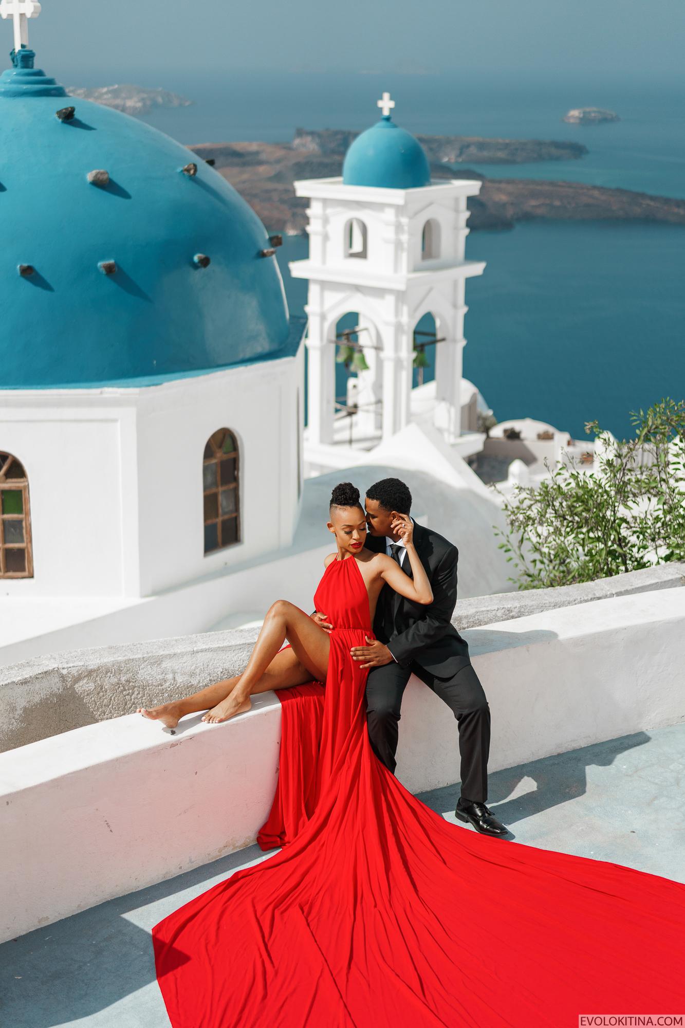 Patrick & Sara: свадьба на санторини, свадебное агентство Julia Veselova - Фото 3