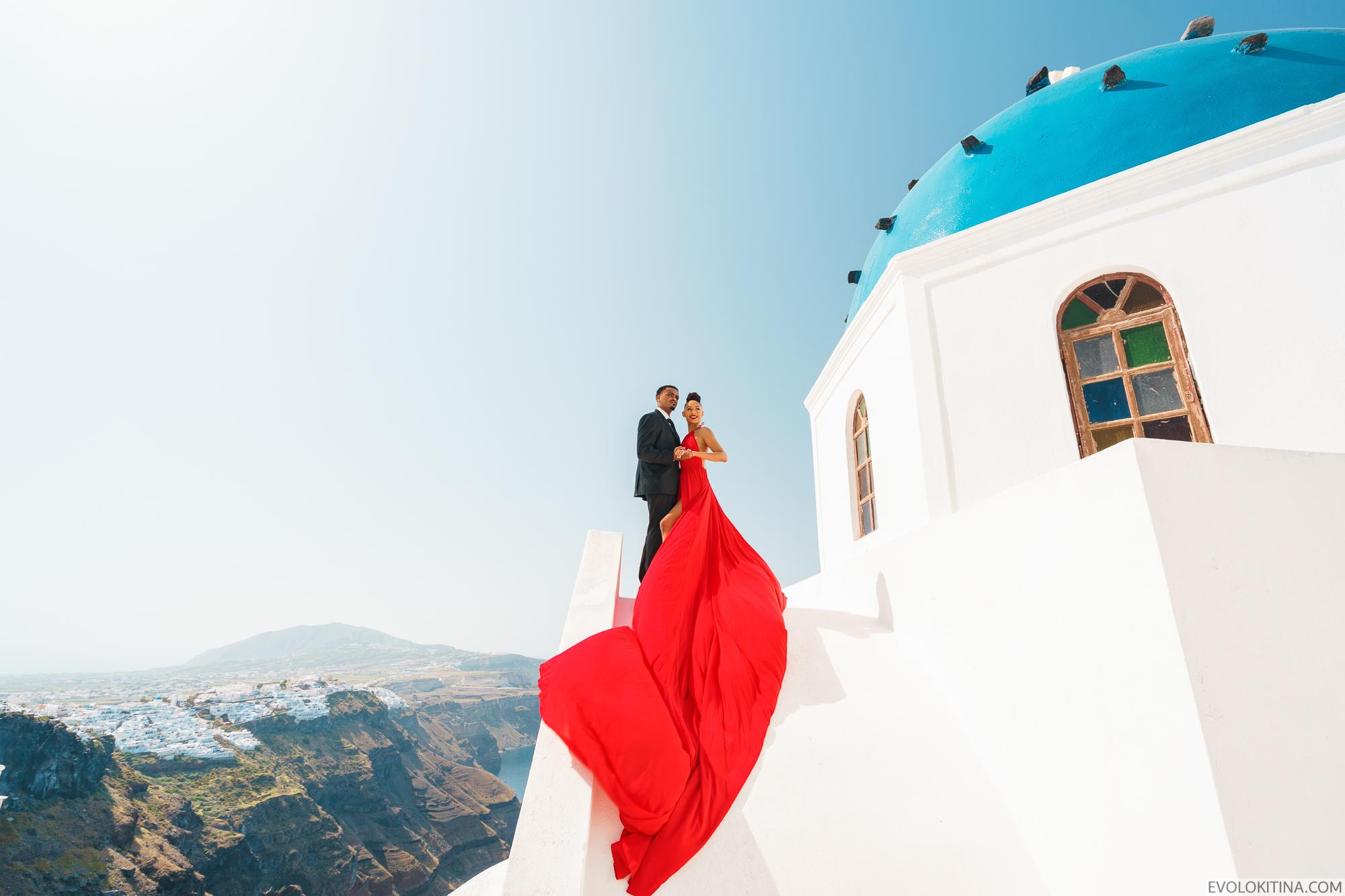Patrick & Sara: свадьба на санторини, свадебное агентство Julia Veselova - Фото 4