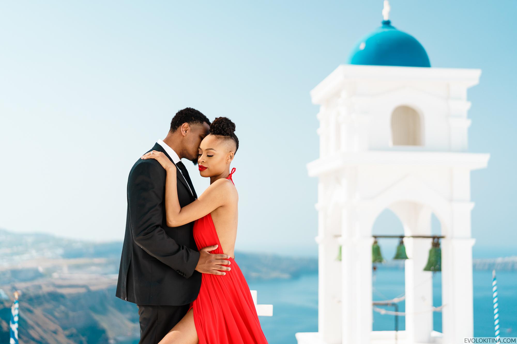 Patrick & Sara: свадьба на санторини, свадебное агентство Julia Veselova - Фото 7