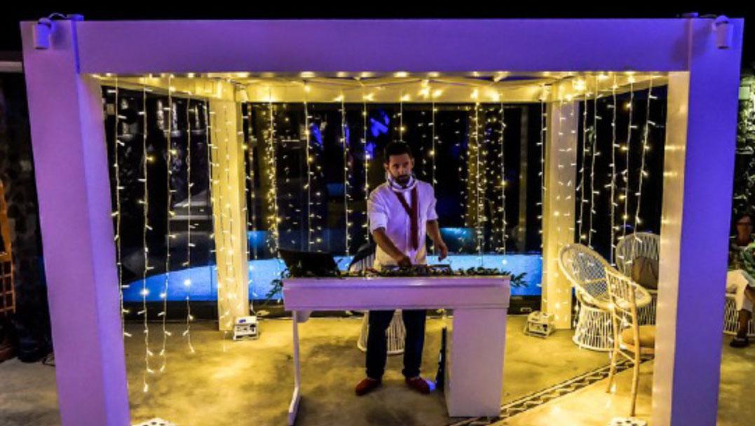Свадебный Dj на Санторини: свадьба на санторини, свадебное агентство Julia Veselova - Фото 5