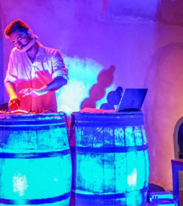 Свадебный Dj на Санторини: свадьба на санторини, свадебное агентство Julia Veselova - Фото 7